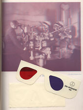 1930s German 3D research photogrammetry aerial Zeiss equipment with glasses
