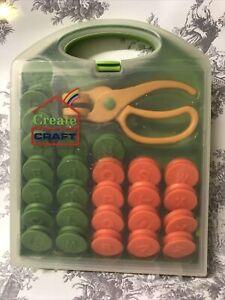 Create And Craft Alphabet Embossing Set