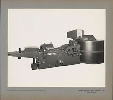 Crabtree. Baby Rotaplate Model A. Plate Casting Finishing Machine. (C5.718)
