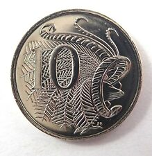 2000   AUSTRALIAN TEN CENT COIN - UNC - EX AUSTRALIAN MINT SET