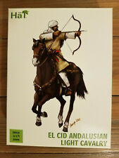El Cid Andalusian Light Cavalry HaT 28mm 28018