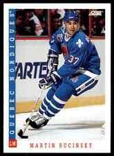 1993-94 Score Martin Rucinsky #254