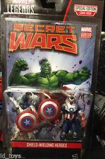 Figuras de acción de superhéroes de cómics Hasbro, las leyendas de marvel