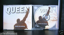 Queen - Heaven Is For Everyone 4 Track CD Single