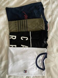 Henleys, Fila, Boohoo Mann, Carre SIZE L Casual Shirt Pack