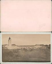 France, domaine religieux à identifier Vintage CDV albumen carte de visite C