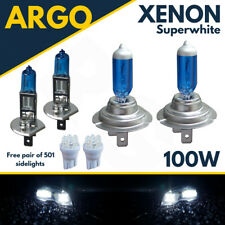 H1 H7 T10 100w Xenon Hid Super White Upgrade Set Head Light Led Bulbs - Vauxhall