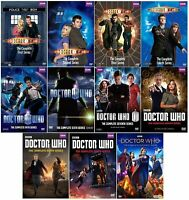 .. Doctor Who - Complete Series Season 1-11 (DVD, 58 Disc Set)