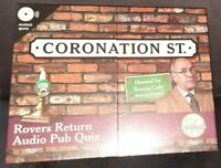 CORONATION STREET ROVERS RETURN AUDIO PUB QUIZ HOSTED BY NORRIS COLE - NEW