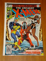 X-MEN UNCANNY #124 MARVEL COMIC AUG 1979 VFN (8.0) *