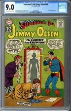 Superman's Pal Jimmy Olsen #66 CGC 9.0