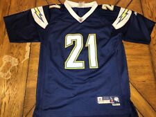 Youth Authentic NFL San Diego Chargers Jersey Ladainian Tomlinson Size L Reebok