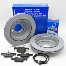 ATE Brake Discs + Brake Pads Warning Contact Rear BMW 3er F30 F31 4er F32 F33