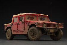 Exoto 1995 Hummer Soft-Top / Mud n' Dirt / Scale 1:18 / #TDT01805FLP
