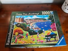 Ravensburger 1000 piece jigsaw puzzle - Happy Days, Scarborough -unchecked
