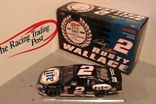 2000 Rusty Wallace Miller Lite 10 Years of Penske 1/24 Action RCCA CWB Diecast