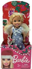 "Barbie 2012 Target Exclusive Chelsea Angel Christmas Holiday 3.5"" Doll NEW"