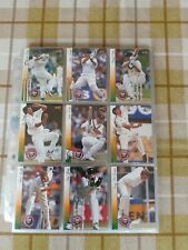Select 97 Cricket Trading Cards Rare 100 Set Complete