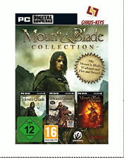 Mount & Blade Full Collection Steam Key Pc Game Code Neu Global [Blitzversand]