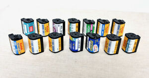 JOB LOT of APS film Used film from various purchased old APS cameras