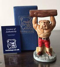 PEGGY DAVIES BULLDOG - LOG LIFT - Worlds Strongest Bulldog Series