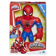 Playskool Marvel Super Hero Adventures Mega Mighties Spiderman