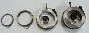 New Loop End Clock Mainspring - Choose from 58 Sizes!