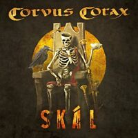 CORVUS CORAX - SKAL   CD NEW+