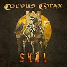 CORVUS CORAX - SKAL   CD NEU