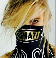 Juicy Couture Behati Prinsloo For Juicy Couture Bandana New