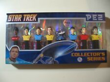 PEZ: The Original Star Trek Collector's Set, Brand New and Sealed