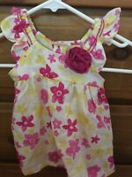 Summer Dress Size 18 Months New With Tags