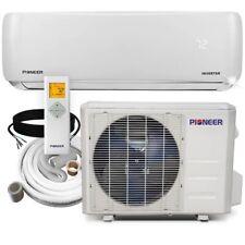 Pioneer® 12,000 Btu 19 Seer 115V Ductless Mini-Split Air Conditioner Heat Pump