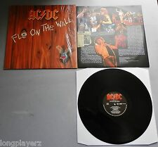AC/DC - Fly On The Wall 2003 Columbia LP with Inner Sleeve