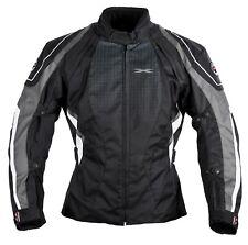 *FREE POSTAGE* X-TREME Mens Motorcycle Cordura Jacket 100% Waterproof Windproof