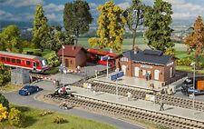 Faller 190066 h0 acción-set la estación duningen + nuevo /& OVP