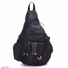 Large Sling Bag Crossbody Backpack Daypack Travel Book Men Women Accessories New
