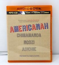 Americana Chimamanda Negozi Adichie (Audiobook CD + MP3) - Used