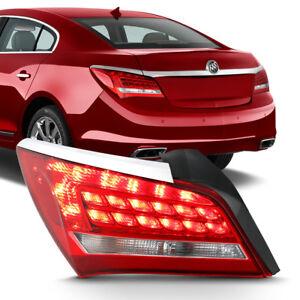 NEW 2014 2015 2016 Buick LaCrosse LED Tail Light Brake Lamp [Left,Driver Side]