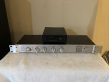 Threshold Fet 9 Preamplifier & Power Supply & Original Box. Nice !
