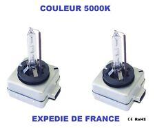 2 AMPOULES XENON D1S BMW SERIE 5 E60 BERLINE 4P 2005--> 35W 5000K NEUF -