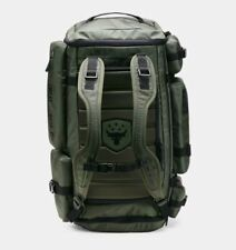 "New Under Armour x Project Rock USDNA Range Duffle Backpack Dwayne ""The Rock"""