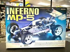 Vintage Kyosho INFERNO MP-5 1/8 Nitro RC Buggy Kit NEW IN BOX Very Rare 1995