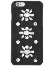 Michael Kors Saffanio Embellished iPhone 6 Cell Phone Case, Black, NEW $75
