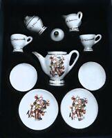 Reutter Porcelain  Dollhouse MI Hummel Tea set