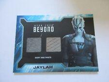 Star Trek Beyond Dual Relic Card Dr4 Jaylah