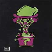 The Riddle Box [PA] by Insane Clown Posse (CD, Oct-1995, Battery (USA))
