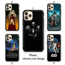 Star Wars Characters case for iphone 11 XR Pro SE Max X XS 8 plus 7 6 TPU SN