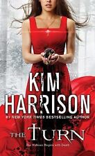 The Hollows Ser.: The Turn : The Hollows Begins with Death by Kim Harrison (2017, Trade Paperback)