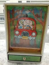 Vintage Ziggy Music Box With Drawer Song